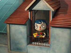 Film of the week: My Life as a Courgette, a joyful cartoon about damaged children