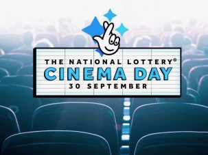 See a film for free on National Lottery Cinema Day