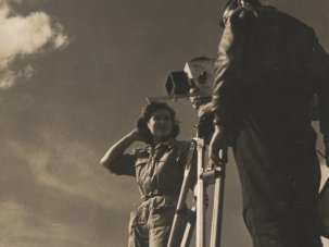 Five pioneering women behind the camera during the Second World War