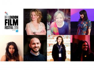New team for 62nd BFI London Film Festival