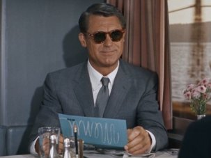 North by Northwest archive review: pure entertainment that never puts a foot wrong - image