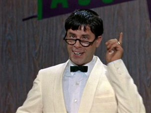 Jerry Lewis: where's the respect? - image