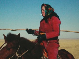 Öndög first look: a winding portrait of a tough dame on the Mongolian plain