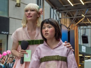 Okja review: Bong Joon-ho's rampant superpig spectacle tickles and troubles