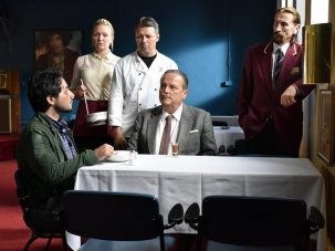 The Other Side of Hope review: Aki Kaurismäki salutes the down and dogged - image