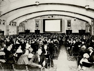 A user's guide to going to the cinema in 1914 - image
