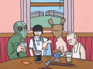 Warp Films at 10: Pete McKee's poster art - image