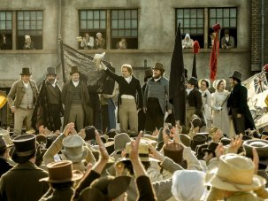 Venice first look: Peterloo, Mike Leigh's cudgel for a massacre - image