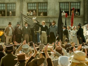 Mike Leigh's Peterloo announced as first ever BFI London Film Festival premiere outside London - image