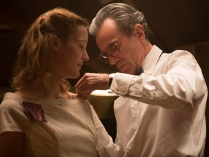 Phantom Thread: Lesley Manville and Vicky Krieps on Paul Thomas Anderson's sew-business romance - image