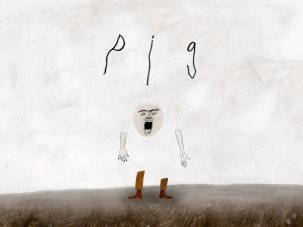 Toon of the month: Pig - image