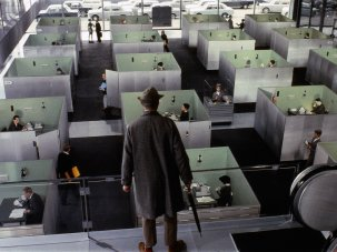 A user's guide to the modern world... according to Jacques Tati - image