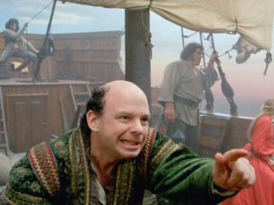 The Princess Bride: William Goldman's fantasy tale that became a classic of the VHS era - image