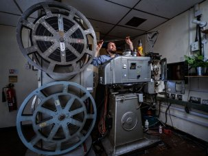 The Projectionists - image