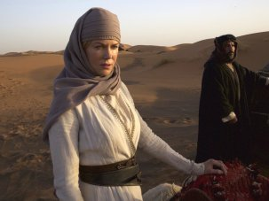 Queen of the Desert: Werner Herzog bows to Nicole Kidman