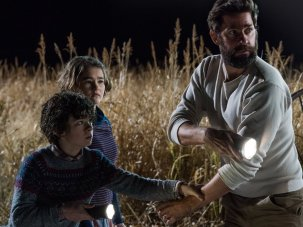 A Quiet Place review: a masterly evocation of silent terror - image