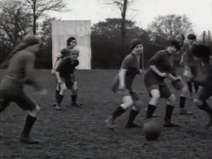 The forgotten history of women's football - image