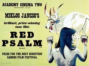 Miklós Jancsó: film poster art  - image