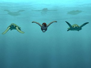 Film of the week: The Red Turtle is a dream of a desert island movie - image