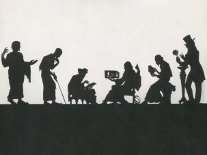 Scissors make films: Lotte Reiniger on creating her magical animations