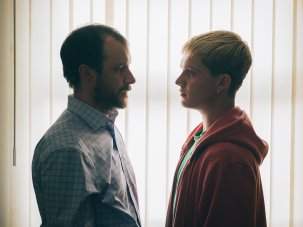 Rialto review: Peter Mackie Burns finds a haven for two unlikely lovers