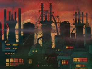 Animated visions: the Larkins Studio and River of Steel - image