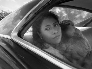 Roma first look: the film of Alfonso Cuarón's career