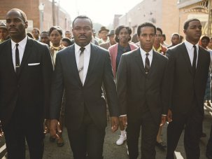 Selma review: Martin Luther King leads his marchers onward - image