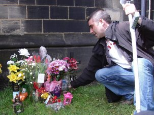 Death in Hebden Bridge: Jez Lewis on Shed Your Tears and Walk Away - image