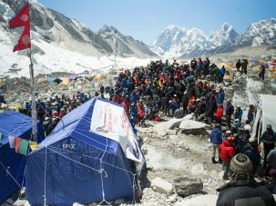 Touching the Void producer John Smithson on Sherpa - image