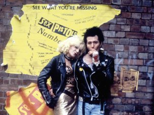 How London has changed since the day of Sid and Nancy - image