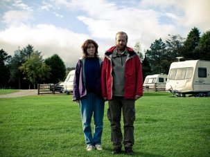 Sightseers: Ben Wheatley, Alice Lowe and Steve Oram - image
