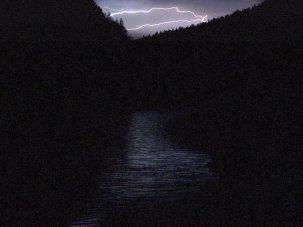 Scott Barley's eternal gloaming - image