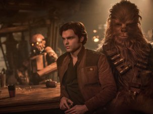 Solo: A Star Wars Story review – how the young rebel fulfilled his franchise dues
