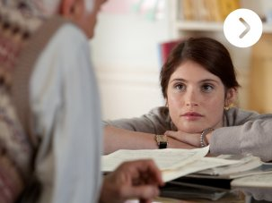 Video: Gemma Arterton, Terence Stamp – Song for Marion Q&A - image