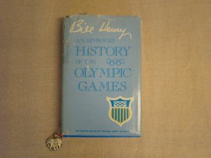 The book that inspired Chariots of Fire - image