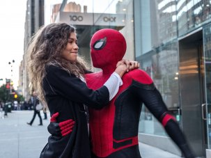 Spider-Man: Far from Home review – insider japery and daffy humour - image