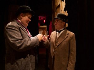 Stan & Ollie review: Steve Coogan and John C. Reilly rekindle the limelight - image
