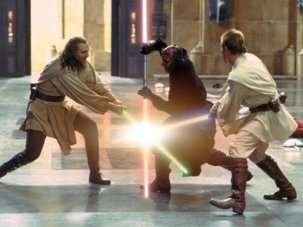 Star Wars: Episode I – The Phantom Menace archive review: leaden looks and a laboured quest - image