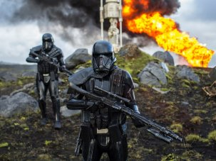 Rogue One: a Star Wars Story review – a space saga in the doldrums  - image