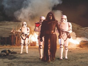 Star Wars: Episode VII – The Force Awakens review: J.J. Abrams brings her in safely - image