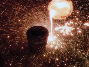 Steel on film: the white heat of change - image
