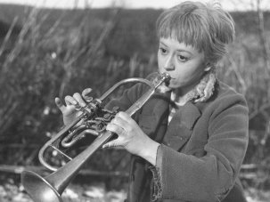 La Strada archive review: human tragedy is marred by calculated style - image