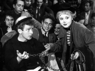 How La strada launched Fellini's international career and made a star of Giulietta Masina - image