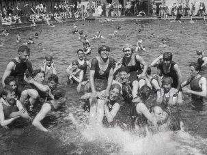 The lido that London forgot - image
