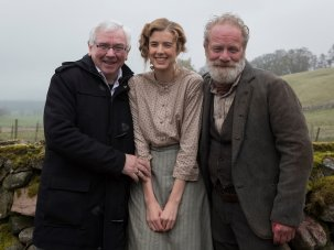 Gallery: On location with Terence Davies and Agyness Deyn on Sunset Song - image