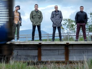 T2  Trainspotting review: a diluted fix of '96