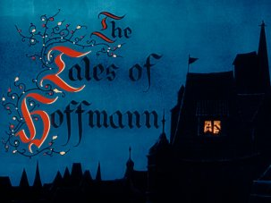 The Tales of Hoffmann: exclusive materials from the making of Powell and Pressburger's masterpiece - image