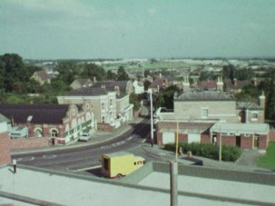 Futuristic Telford 40 years ago - image