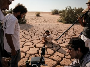 How we filmed our Bedouin western in the heat of the desert - image